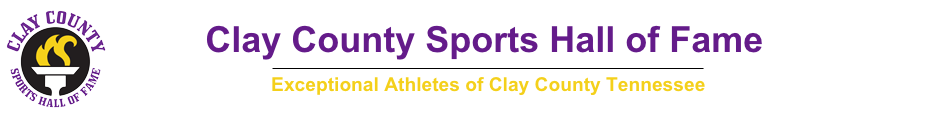 Clay County Sports Hall of Fame